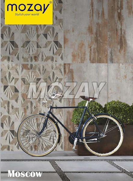 Moscow Glazed Vitrified Wall TIle