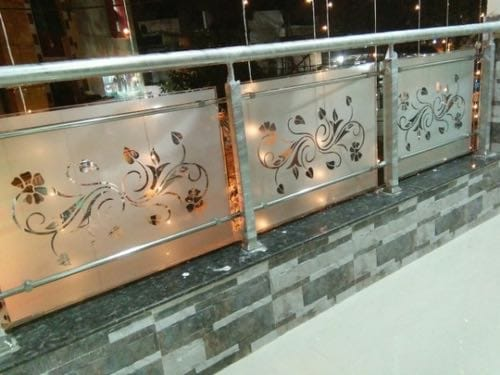 Stainless Steel Railing 02