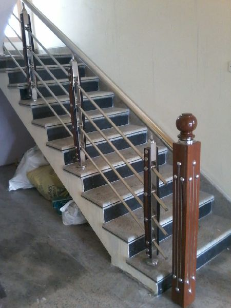 Stainless Steel Railing 03