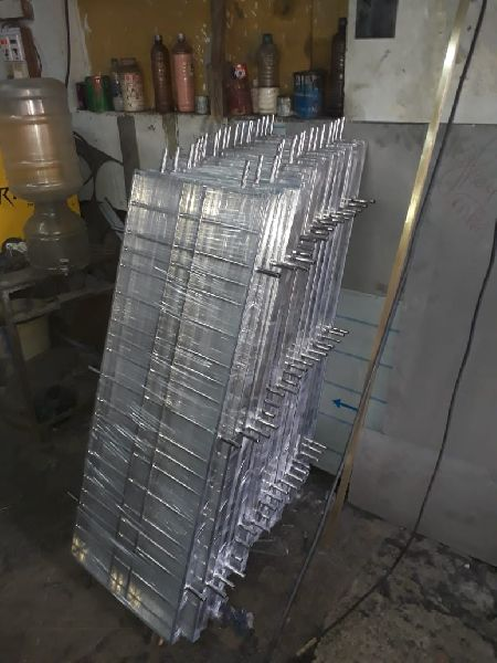 Stainless Steel Window Grills 02