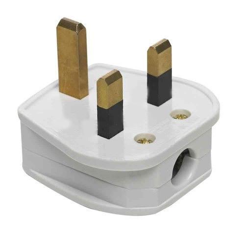 Flat Pin Plug