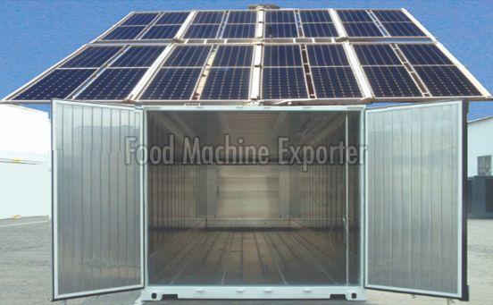 Solar Cold Storage