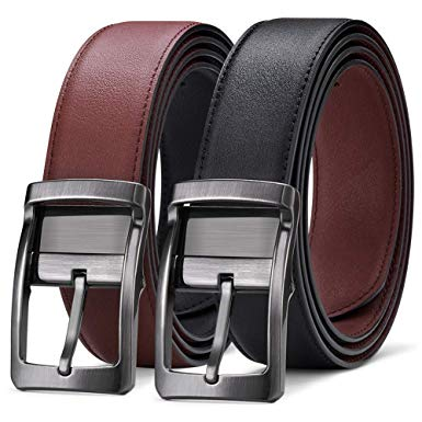Mens Formal Leather Belt