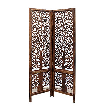 Wooden Screen Partition