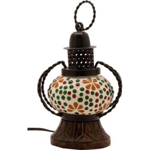 Ironwood Multi Coloured Lantern