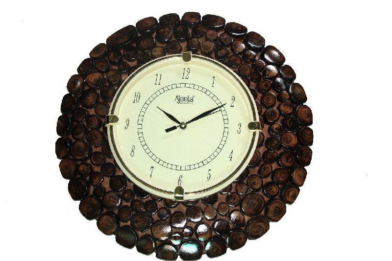 Wooden Designer Wall Clock