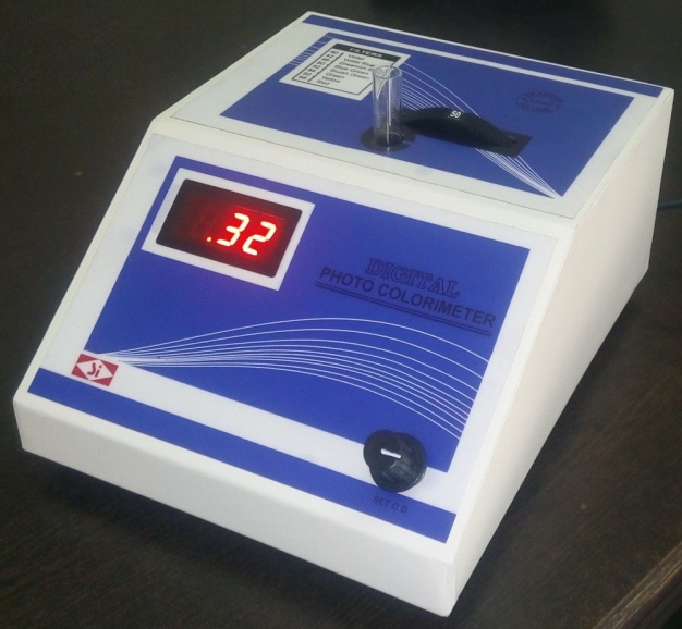 SI-127 Digital Photo Colorimeter