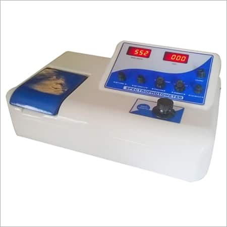 SI-102 Microprocessor Visible Spectrophotometer