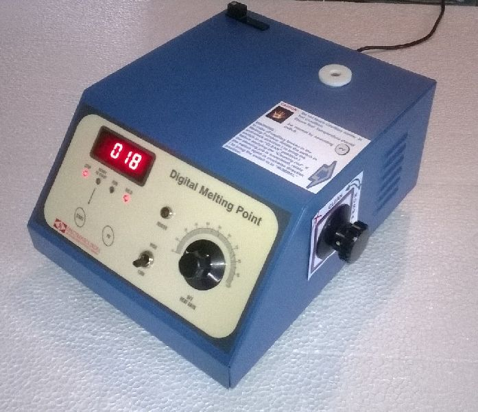 SI-254 Digital Melting Point Apparatus