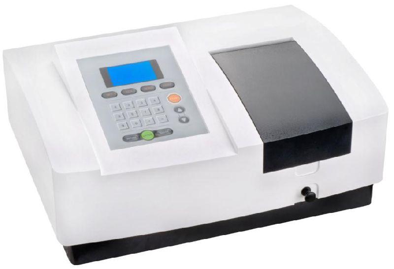 SI-329 Microprocessor Single Beam UV VIS Spectrophotometer