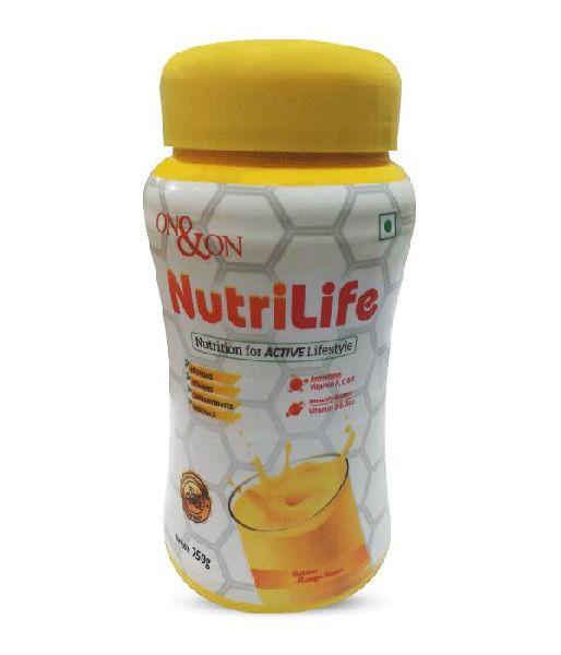 On & On Nutrilife Mango Flavour Powder