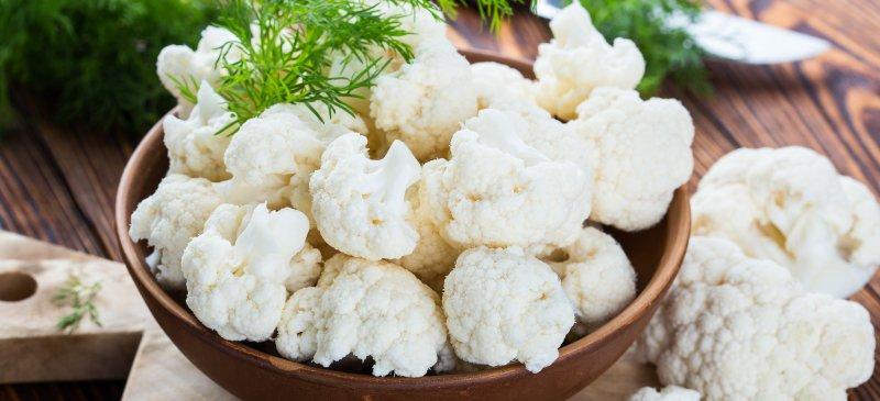 Fresh Organic Cauliflower