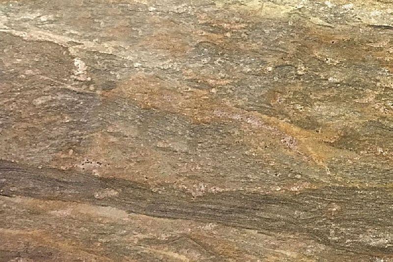 Designer Brown Granite Slab