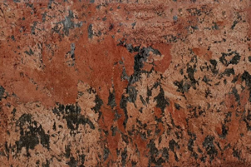 Fantasy Red Granite Slab