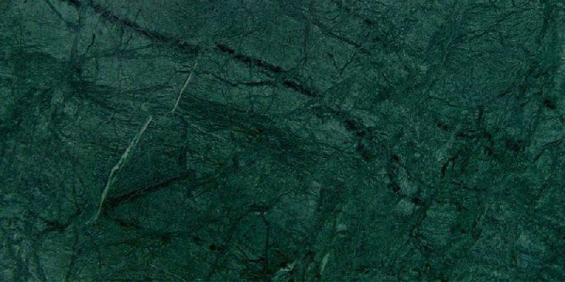 Green Dark Marble Slab