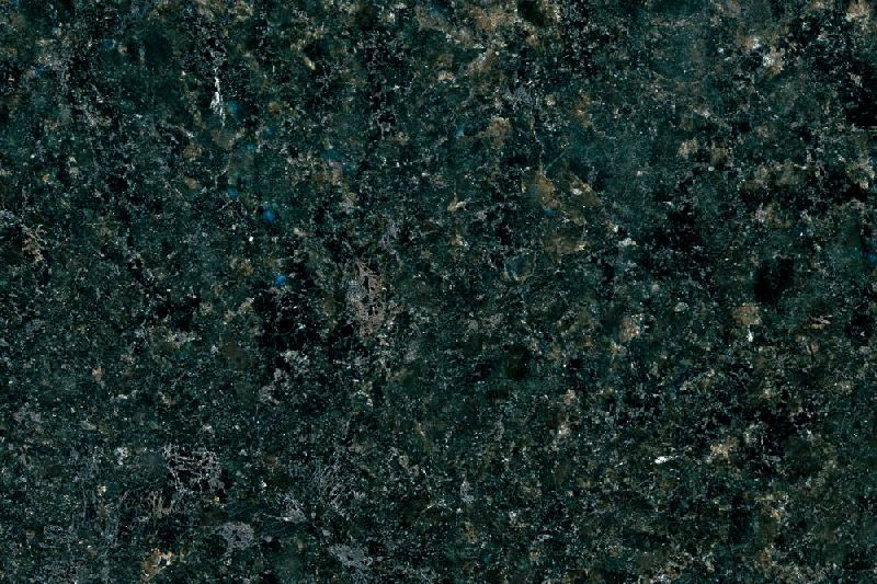 Green Galaxy Granite Slab