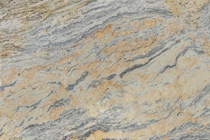 River Gold Granite Slab