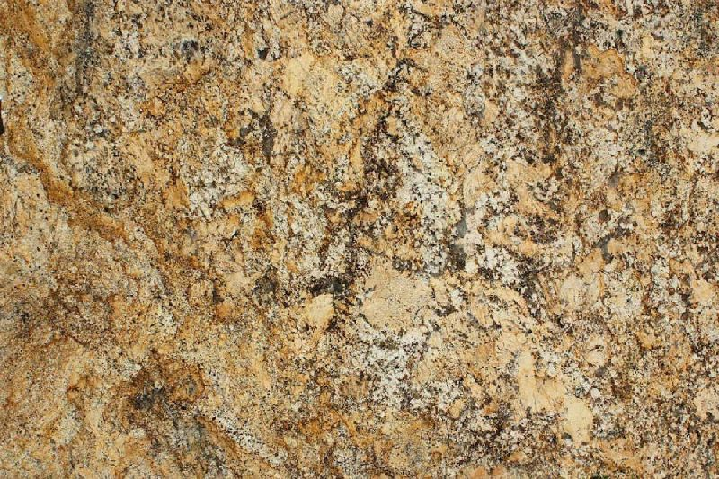 Solaris Gold Granite Slab