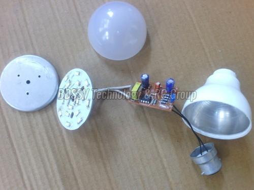 Driver Base Led Bulbs Raw Material
