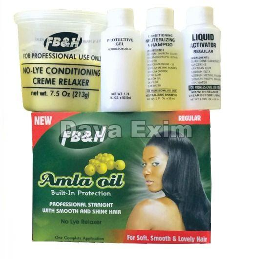 Amla Oil Hair Relaxer Kit