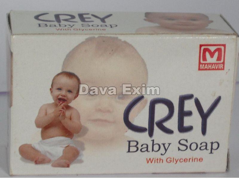 Crey Baby Soap