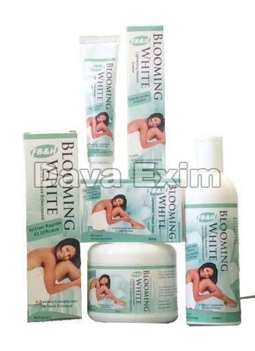 Blooming White Skin Care Kit