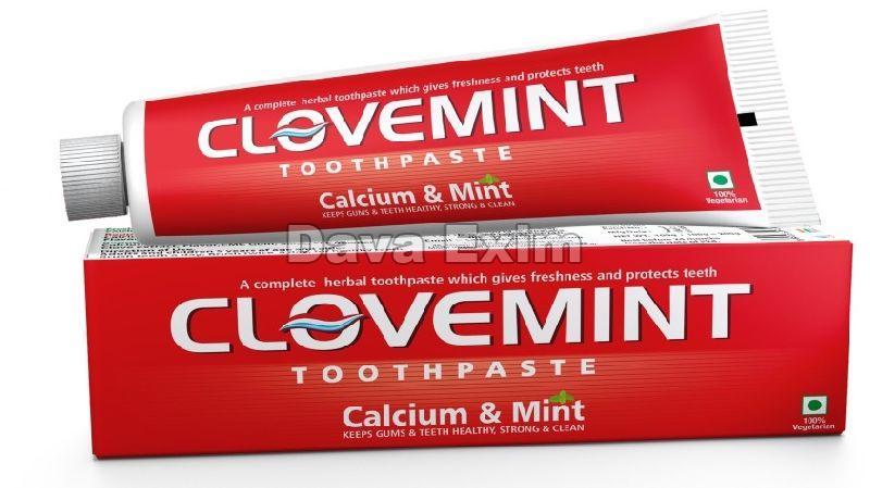 Clovemint Gel Toothpaste