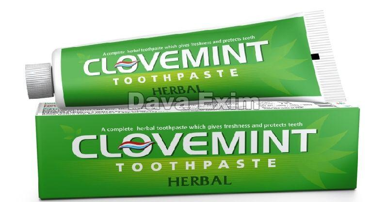 Clovemint Herbal Toothpaste