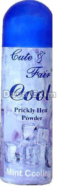 Cute & Fair Prickly Heat Powder
