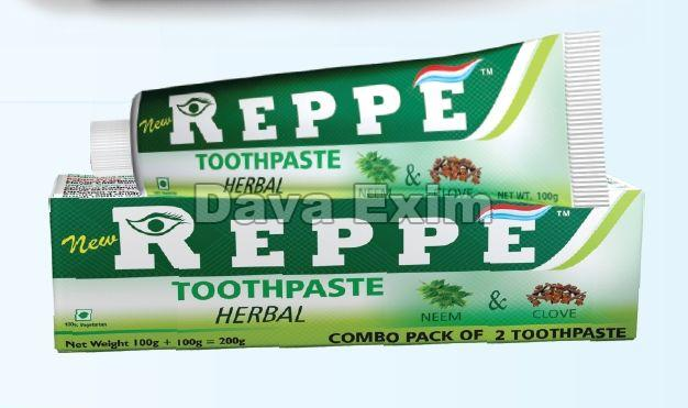 Reppe Herbal Toothpaste