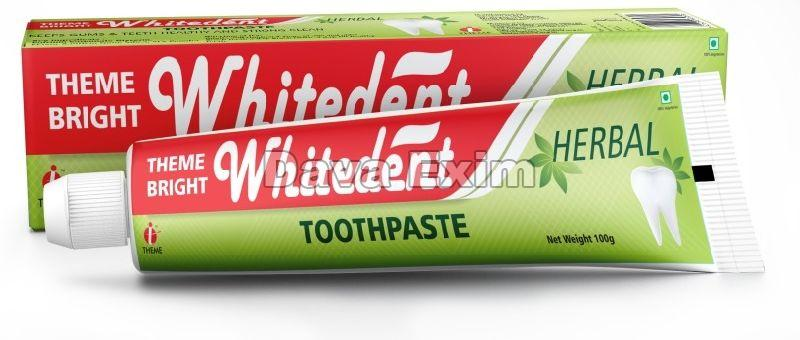 Whitedent Herbal Toothpaste