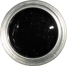 Top Coat Black Paint