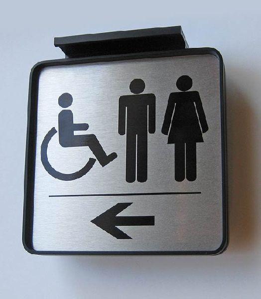 Metal Signage Plate