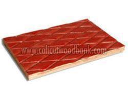 Commercial Checked Plywood