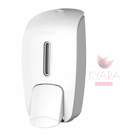 White Soap Dispenser