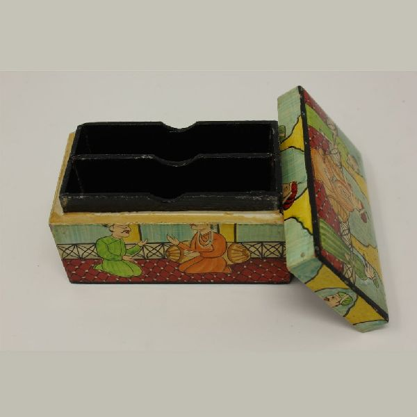 Handcrafted Card Box