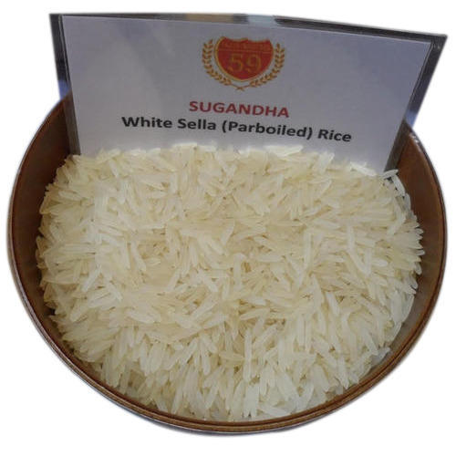 Sugandha White Sella Basmati Rice