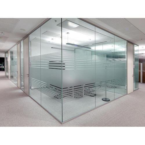Aluminum Glass Partition