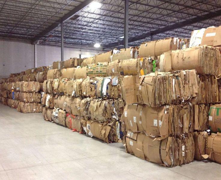 OCC Waste Paper Scrap