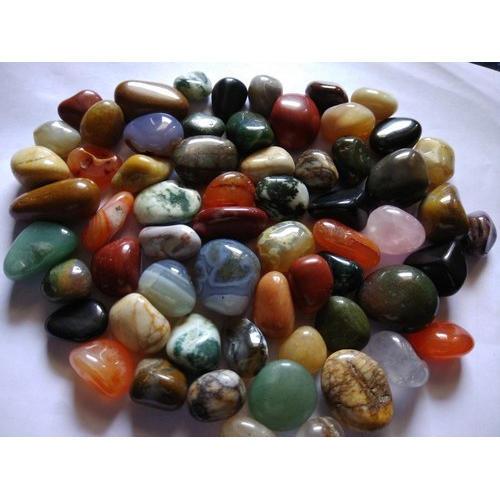 Tumbled Agate Stone