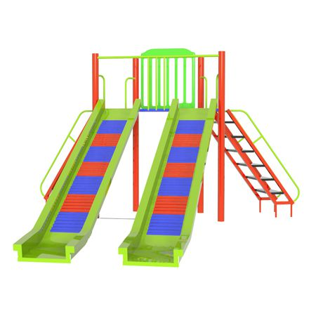FRP Double Roller Slide