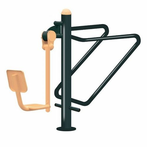 Outdoor Gym Leg Press Machine