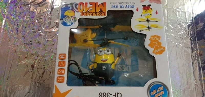 Minions Flying Toy