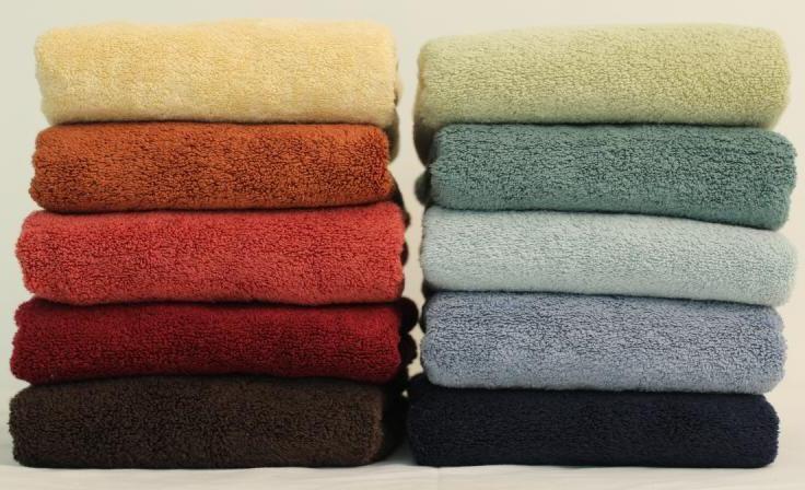 Terry Bath Towel