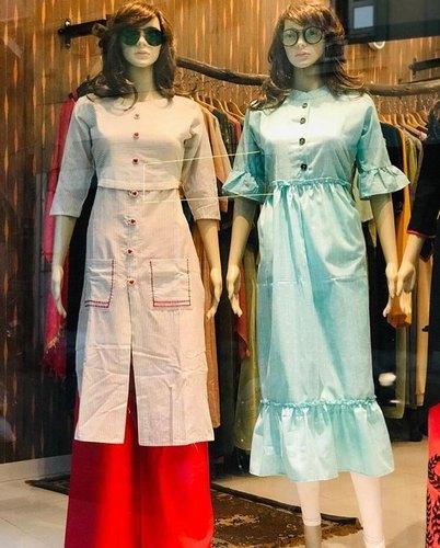 Fancy Cotton Dress