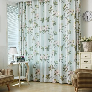 Polyester Printed Curtain Fabric
