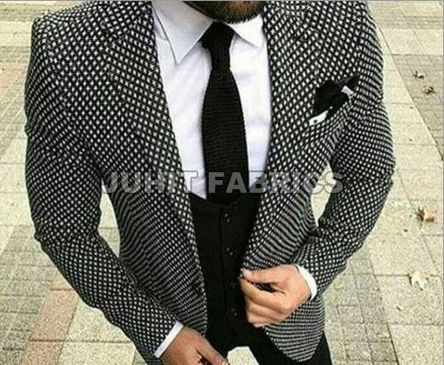 Mens Slim Fit 3 Piece Suits