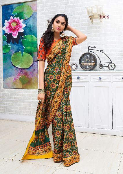 Yaana Silk Sarees