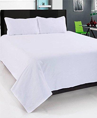 Plain Cotton Bed Sheet