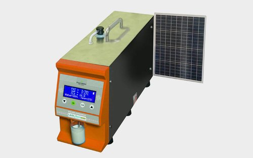 Lactosure Eco S Ultrasonic Milk Analyzer With Solar Powered